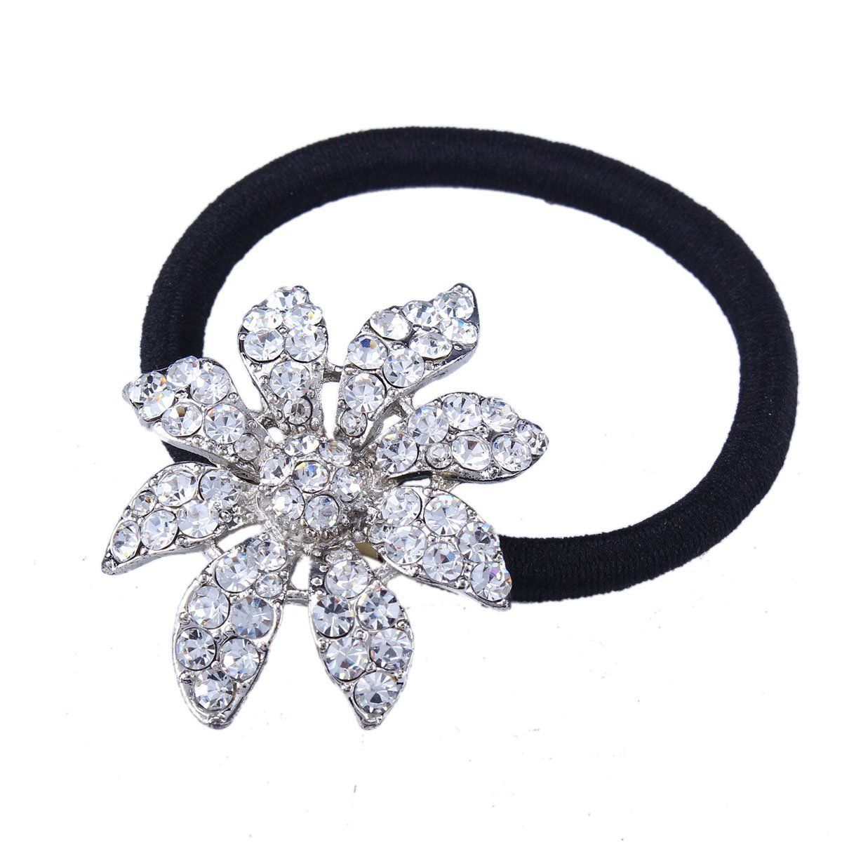 Fumud 1pc New High Quality Women Hair Accessories Elastic Ponytail