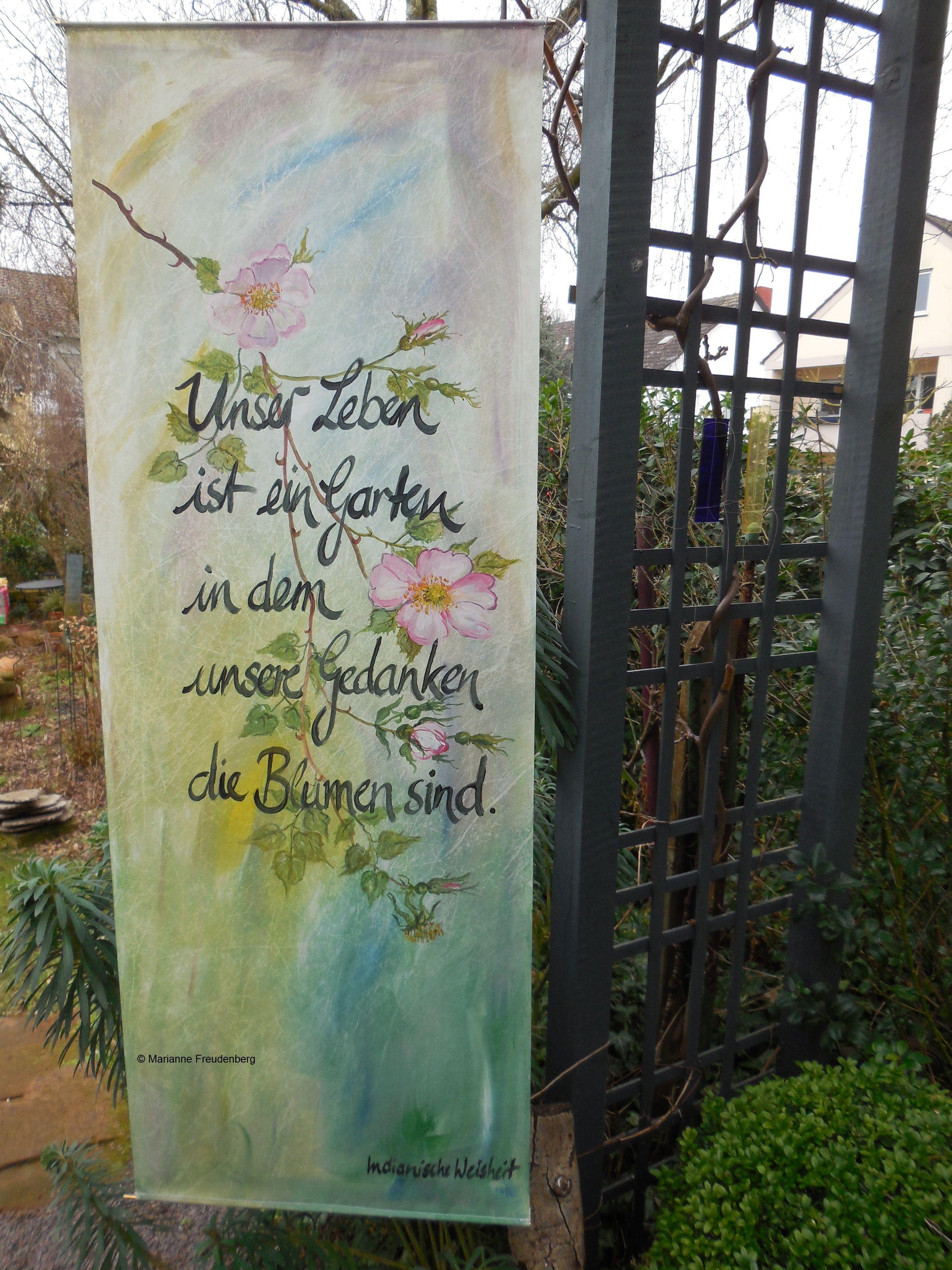 Bildergebnis f r gartenspr che spr che f r schilder for Gartendeko schilder