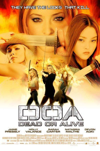 Doa Dead Or Alive Movie Poster 10 Of 16 Streaming Movies