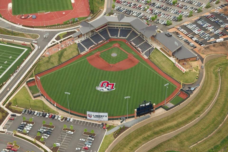 Liberty University Liberty University Baseball Stadium University