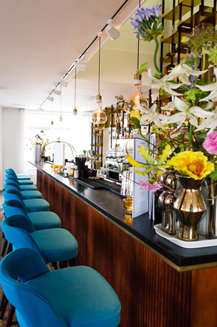 Designhotel Vesper Niederlande Innenarchitektur Design Hotel