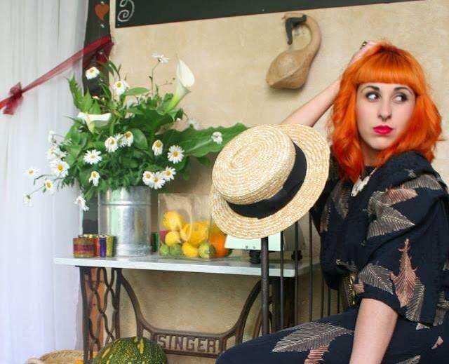 Nuestra guapa clienta y amiga Laura Ochoa (Lora Demodé) con un color de fantasía Elumen KK@all ¡Una pasada de color!  No os perdáis su fantástico blog http://lorademode.blogspot.com.es/ y no olvidéis seguirla también en Facebook http://www.facebook.com/Lorademode