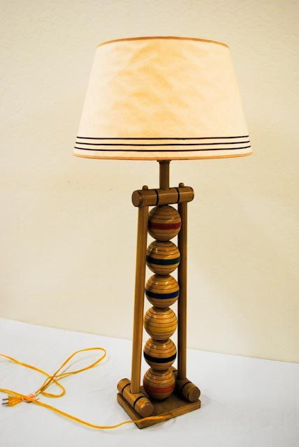 Pin By Deb Peterson On Lighting Recycled Lamp Lamp Decor Lamp