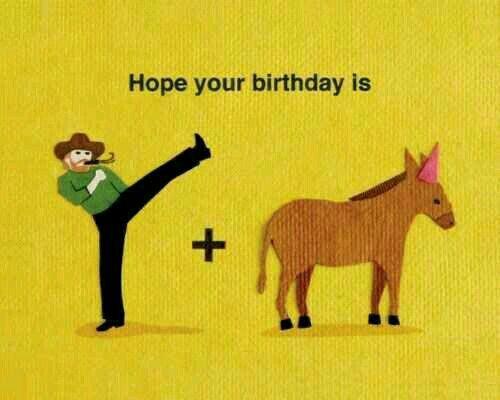 Pin By Betty Dotsch On Happy Birthday Funny Happy Birthday Meme Funny Happy Birthday Wishes Happy Birthday Funny Ecards