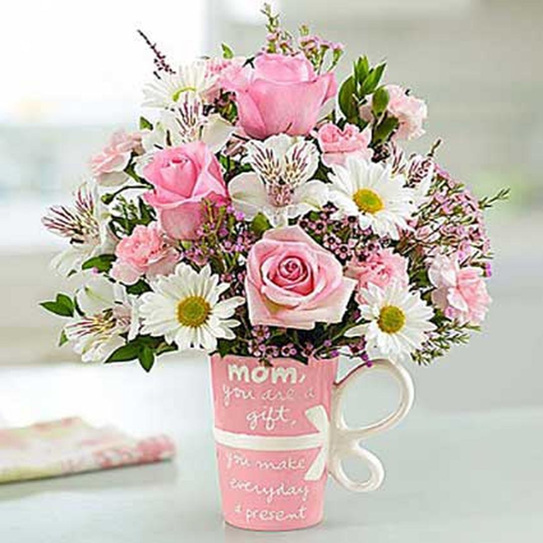 Top 35 Beautiful Mothers Day Arrangements For Your
