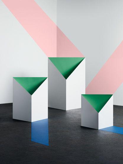Triangular Prism / Michael Bodiam