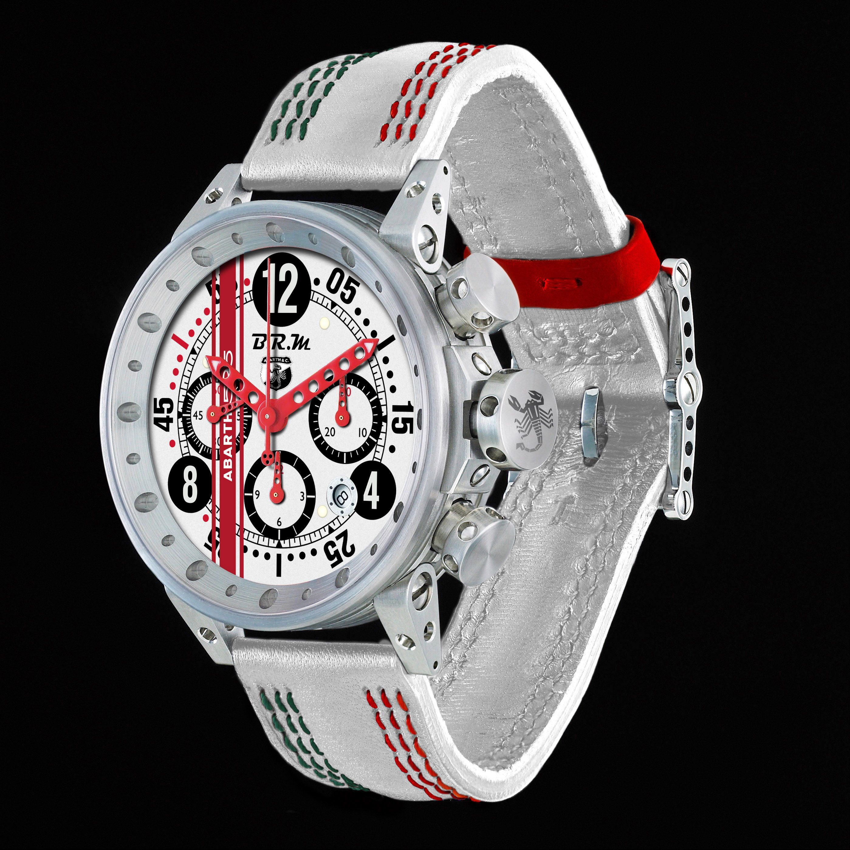 V12 Montres 44 Abarth Brm Manufacture 595Accesories Bg 8Nn0PXwOZk
