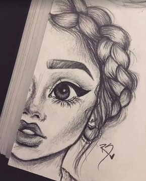 Image about girl in ARt by Black_UMBRELLA on We Heart It