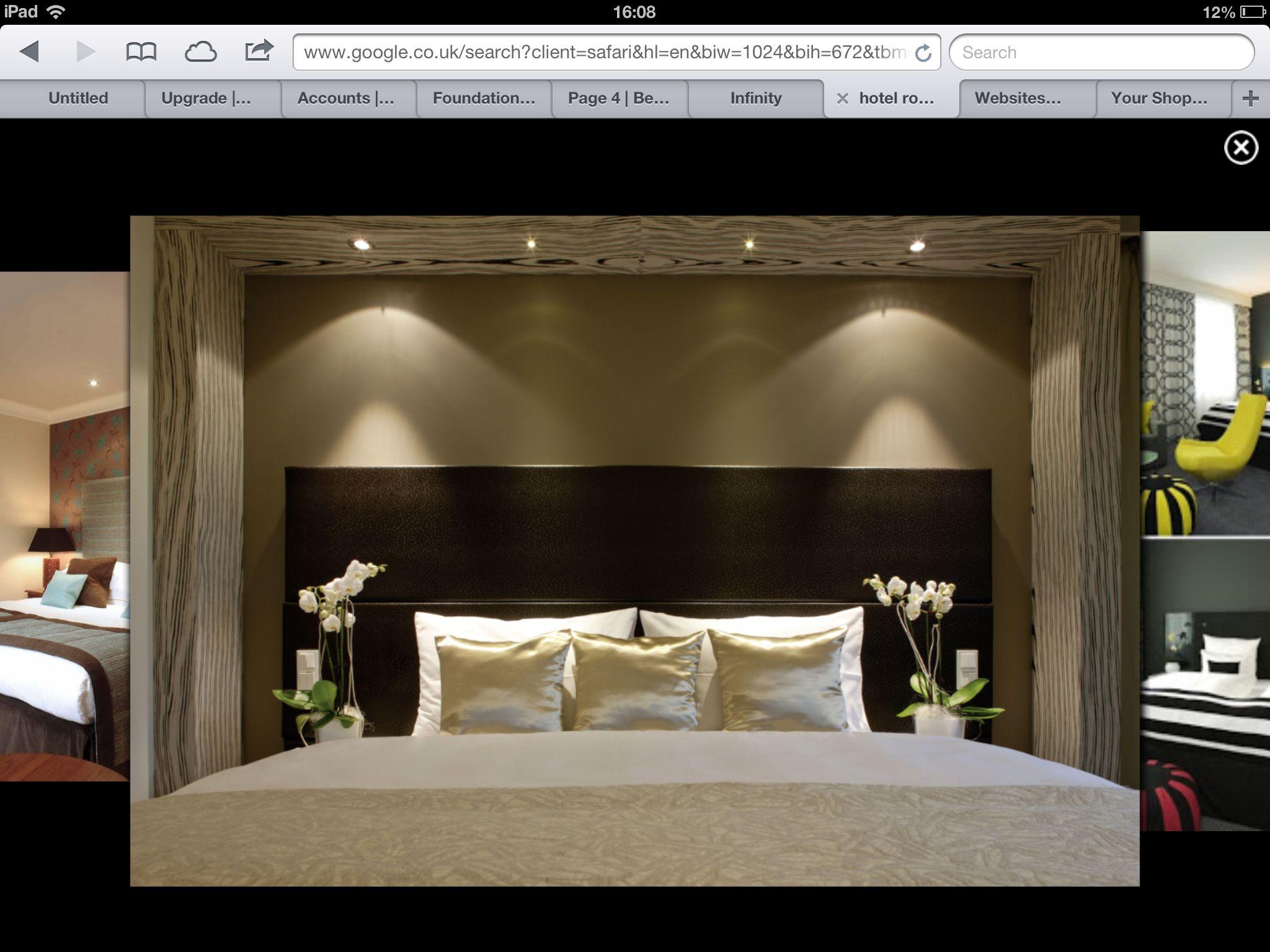 Master Bedroom Up Or Down bed surround down lights | bedroom | pinterest | lights, bedrooms