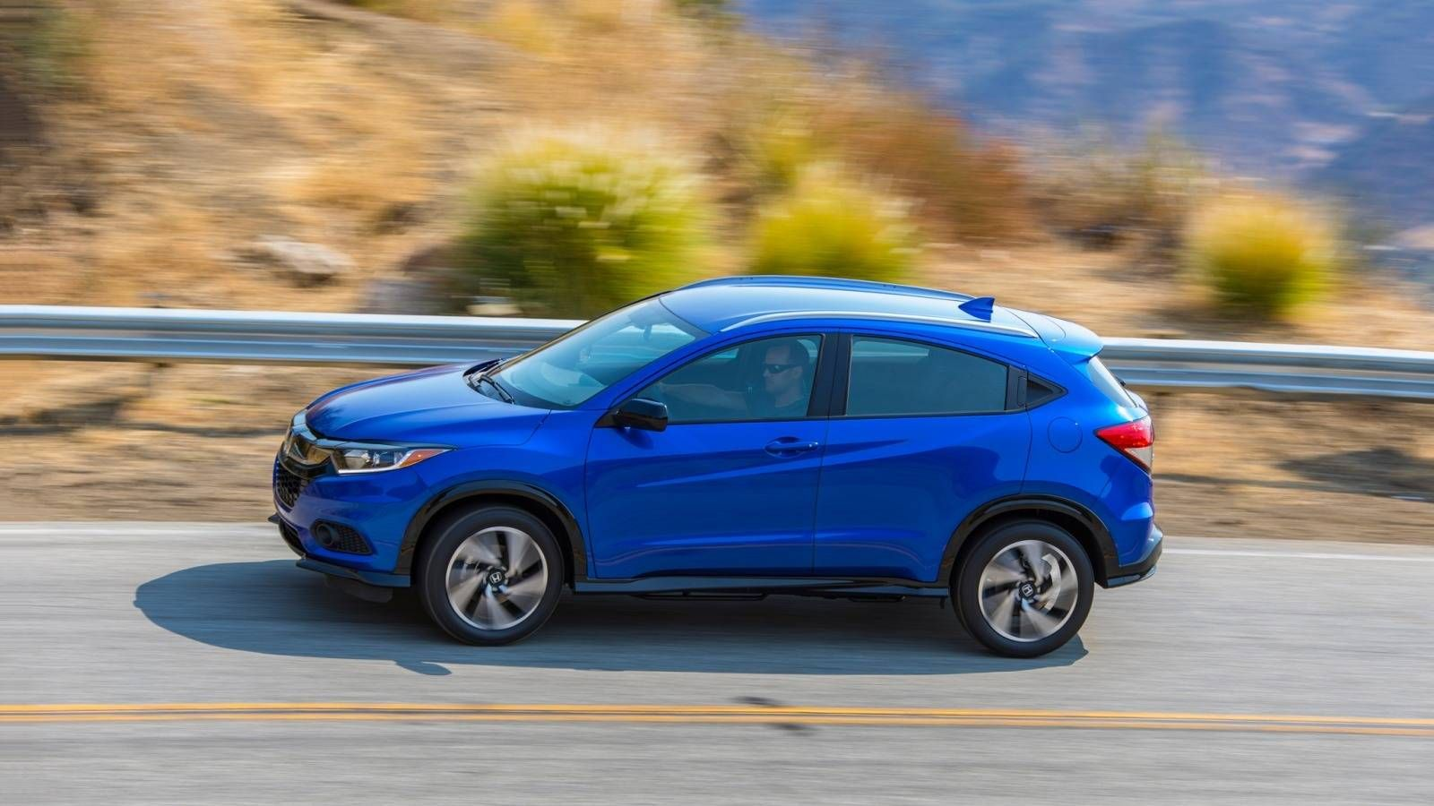 Perfect Review 2019 Honda Hr V Lx Awd Suv Reviews And