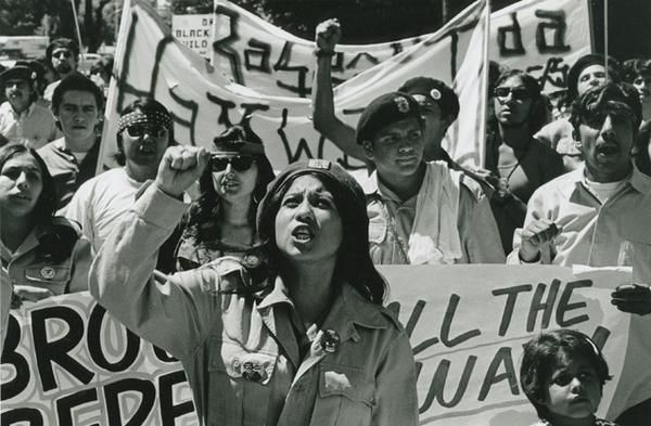 Book On Chicana Activists Honors The Women History Has Ignored Fierce Chicana Women In History Brown Beret