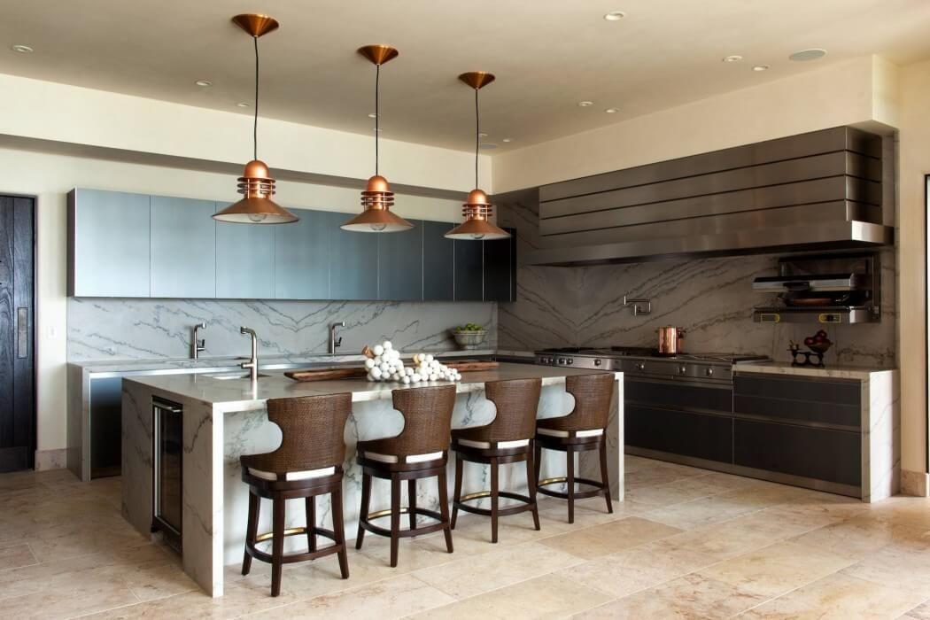 Bahia Serena by Rachel Horn Interiors   Diseño cocinas, Cabo y Cocinas