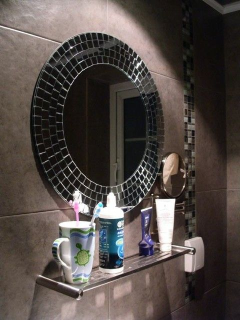 Bon Decorative Mirrors For Bathrooms