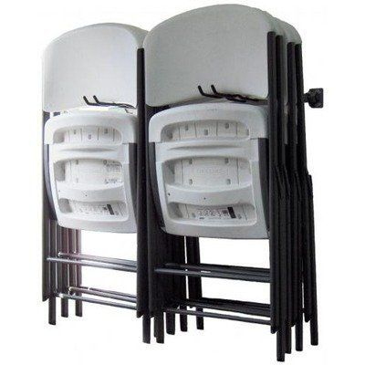 MB Gravity Freestanding Folding Chair Storage Wall Mount Rack / Stand By  Monkey Bar. $69.99