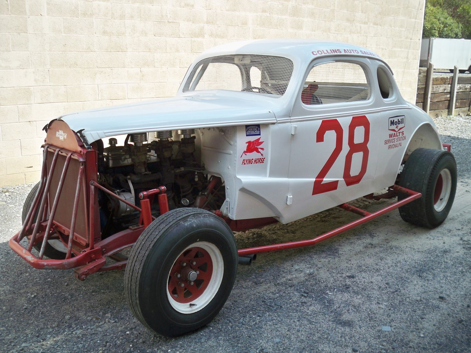 hemmings success story 1937 chevrolet stock car hemmings daily