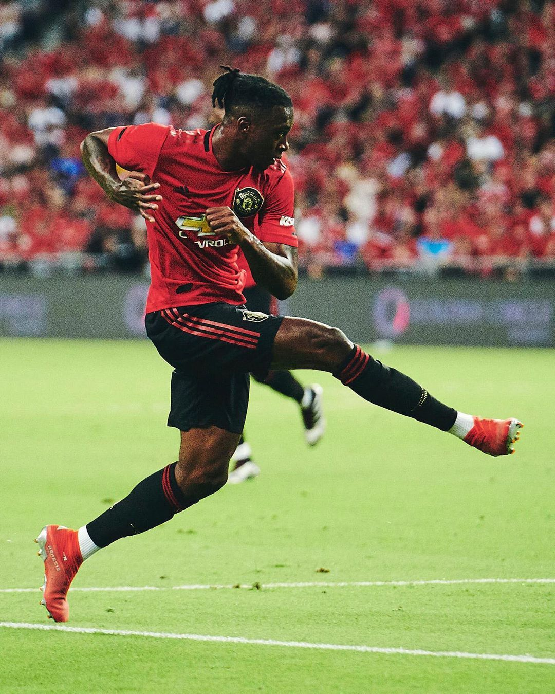 He Blocked He Tackled He Intercepted And Then He Won Our Man Of The Match Award M Manchester United Team Manchester United Players Manchester United