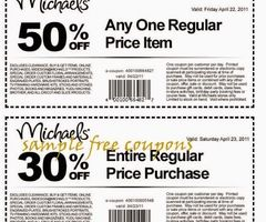 printable coupons michaels coupons free printable coupons free printables michaels coupon michael