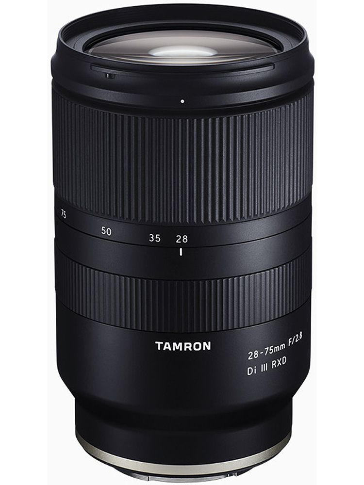 Tamron 28 75mm F 2 8 Di Iii Rxd Lens For Sony Afa036s 700 In 2021 Tamron Sony E Mount E Mount