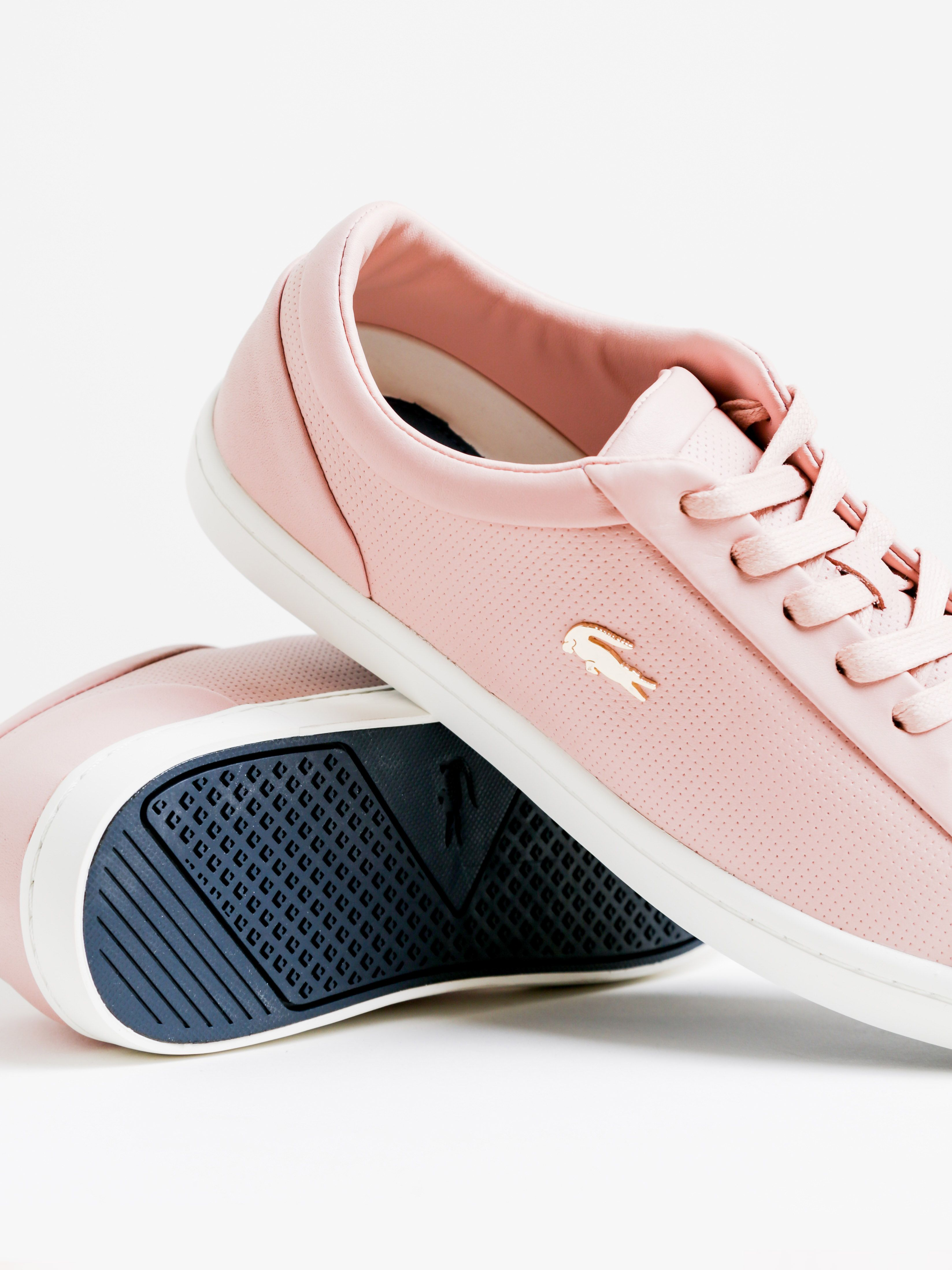 Pink Of Color Whiteblue Straight Lacoste 118 Set By Sneakers In Yyfbg76