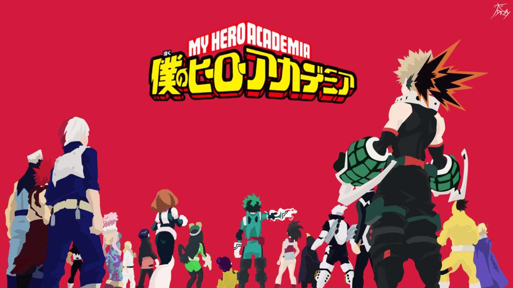 My Hero Academia The Hottest Anime Of The Year Hero Wallpaper My Hero Hero