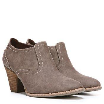 Convenient  Dr. Scholl's Codi Women's Ankle Boots Brown