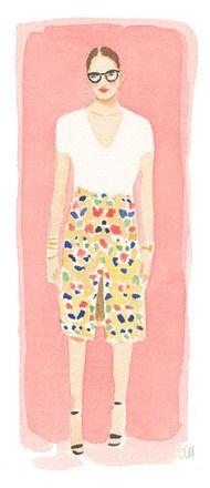 Jenna Lyons by Caitlin McGauley