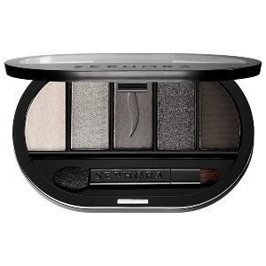 SEPHORA COLLECTION Colorful 5 Eyeshadow Palette in N°01 Uptown To Downtown Smoky #sephora $25