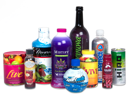 Custom printed heat shrink Labels, Bands and Sleeves | Cosmetic bottles,  Cosmetic labels, Jar labels