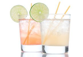 Stay off the naught list with these #Mocktails - A Zesty Twist on Christmas Cheer