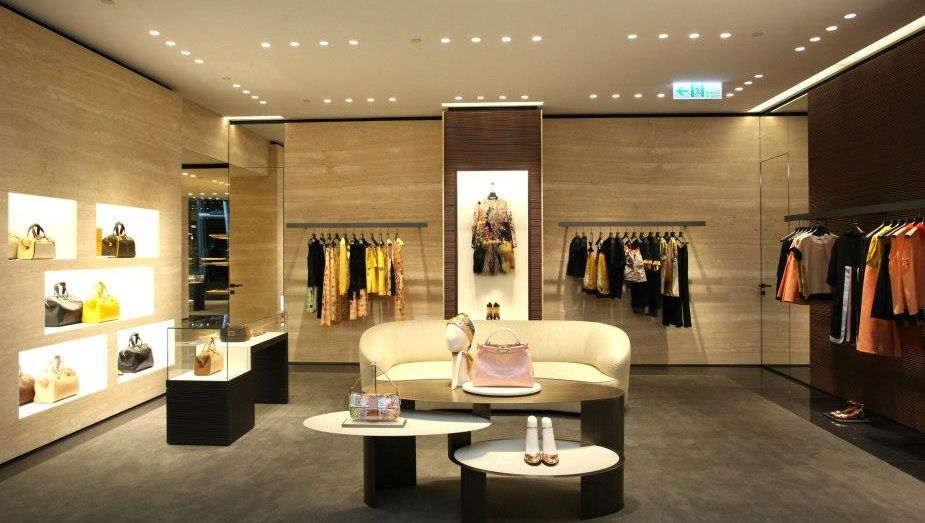 Charming Store Interior Design Nice Ideas