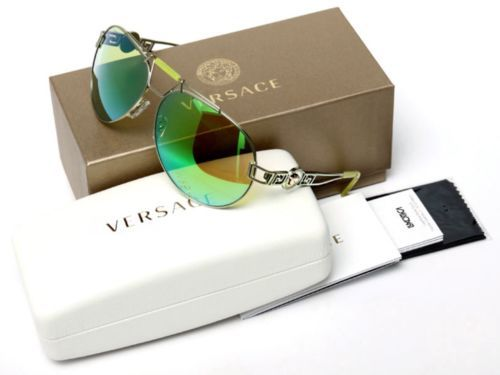 New VERSACE Sunglasses VE2160 13588N 63MM Green Frame Green Mirror Lens Fast Shi https://t.co/Wy7mxh1XlS https://t.co/09yJZHEX0p