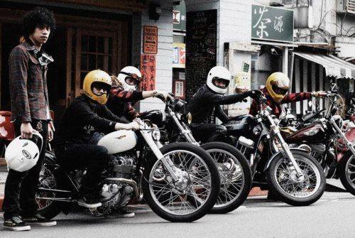 Moto Helmets Bobber Helmets Helmet Custom Custom Built Motorcycles