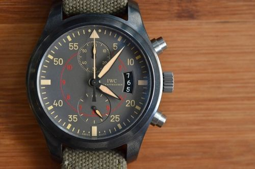 A Week On The Wrist: The IWC TOP GUN Miramar Chronograph — HODINKEE - Wristwatch News, Reviews, & Original Stories