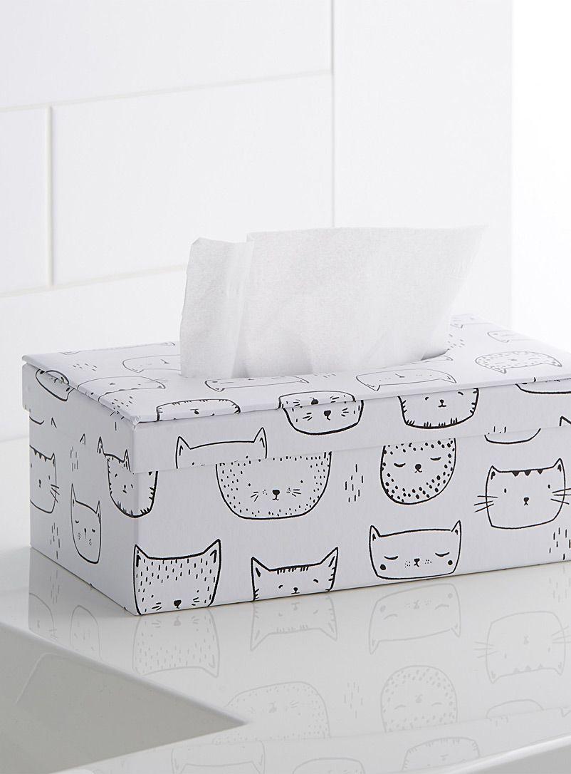 la boîte papier mouchoir les chatons font ronron | déco | pinterest
