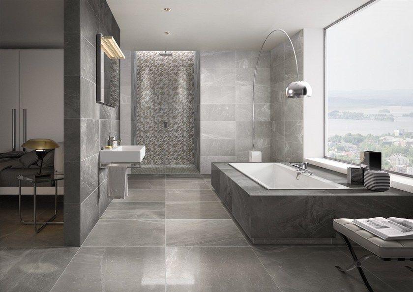 Quaryl Bathtub Squaro Edge 12 Bathtub By Villeroy Boch Color Bathroom Design Bathroom Interior Design Contemporary Bathroom Designs