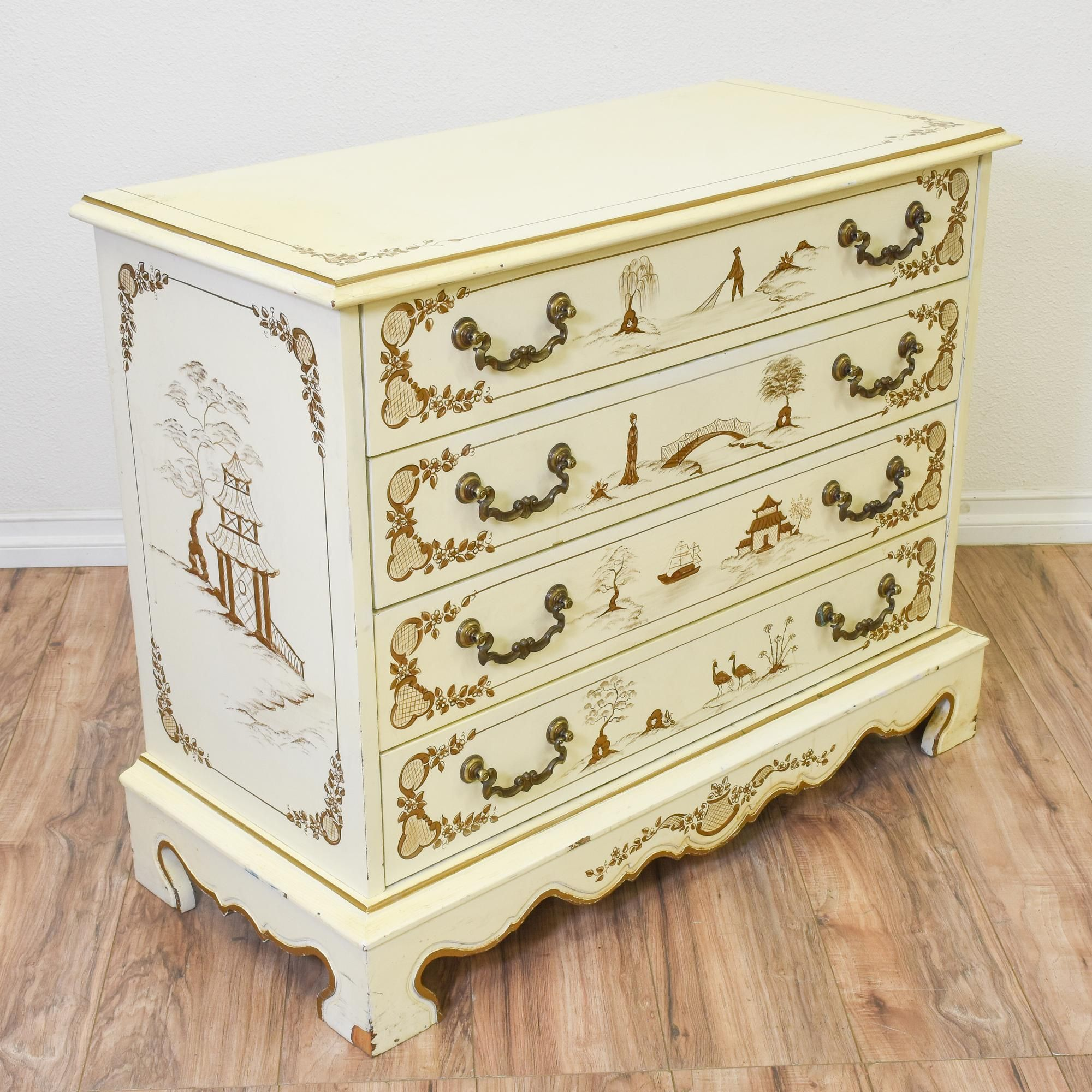 shabby sweet pink chest homehome of home drawers chic shop baby