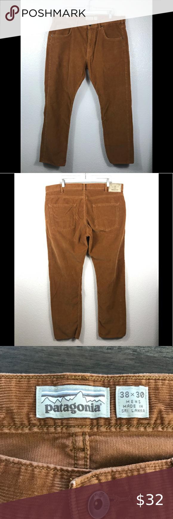 Patagonia Men S Iron Clad Corduroy Pants Straight Patagonia Mens Corduroy Pants Pants Straight