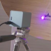 Cubiio downsizes the laser engraver