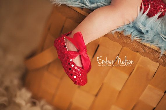 red baby shoes girls red shoes little