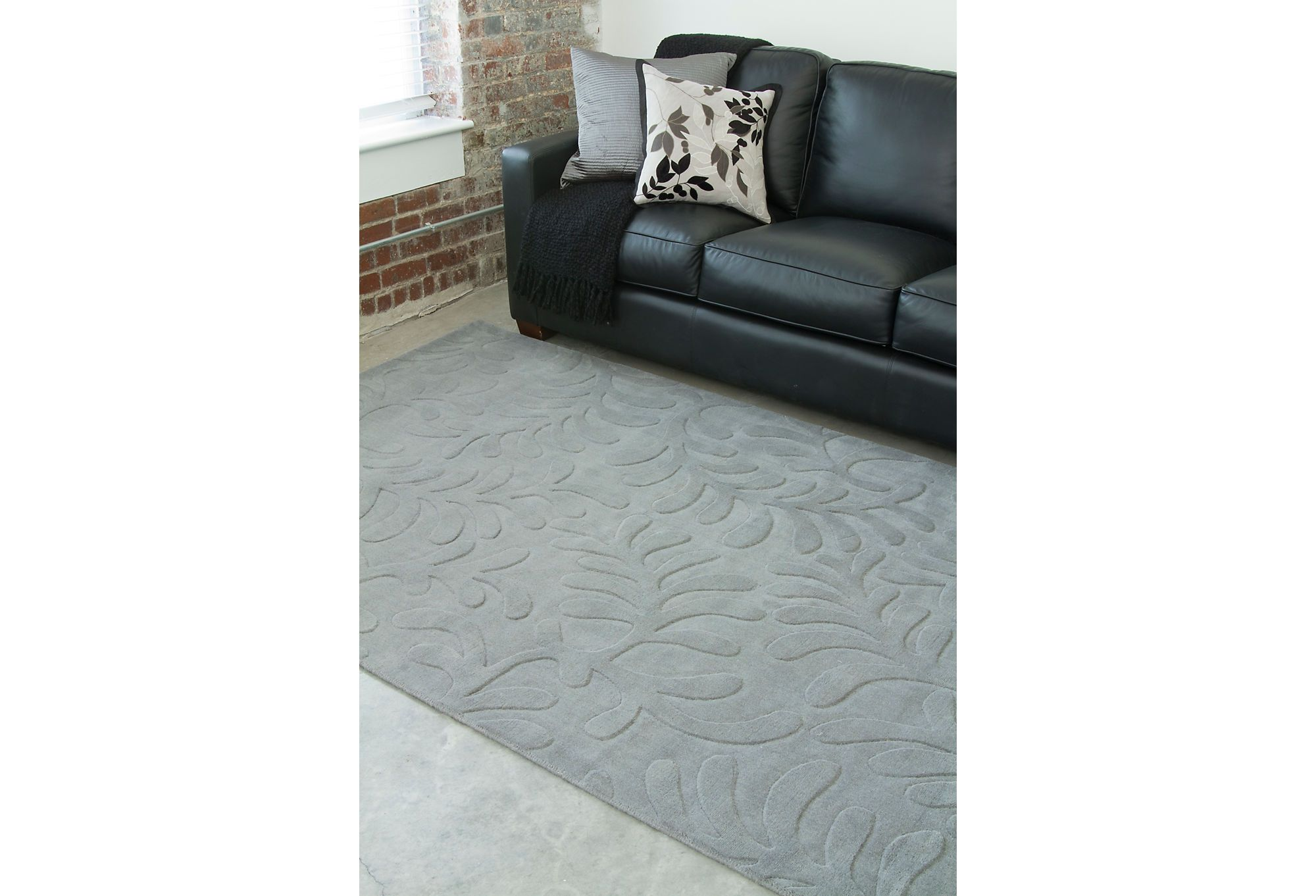 Candice Olson Rugs - Carys Rug, Dove Gray, One Kings Lane.
