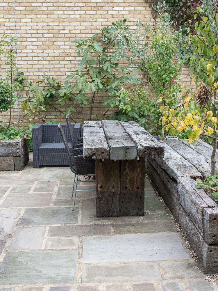 Kitchen Garden Design East London From Earth Designs ...