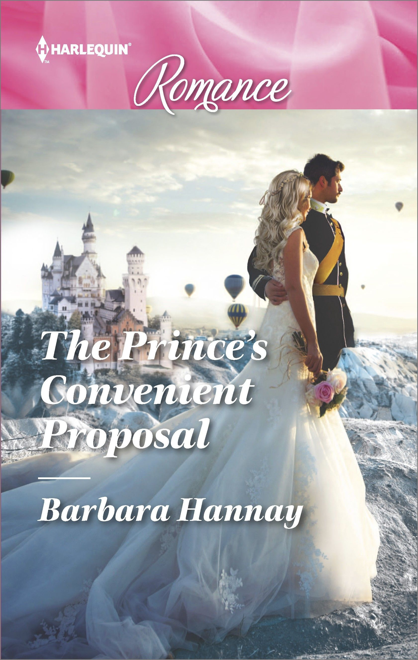 Barbara Hannay - The Prince's Convenient Proposal / #awordfromJoJo #ContemporaryRomance #BarbaraHannay