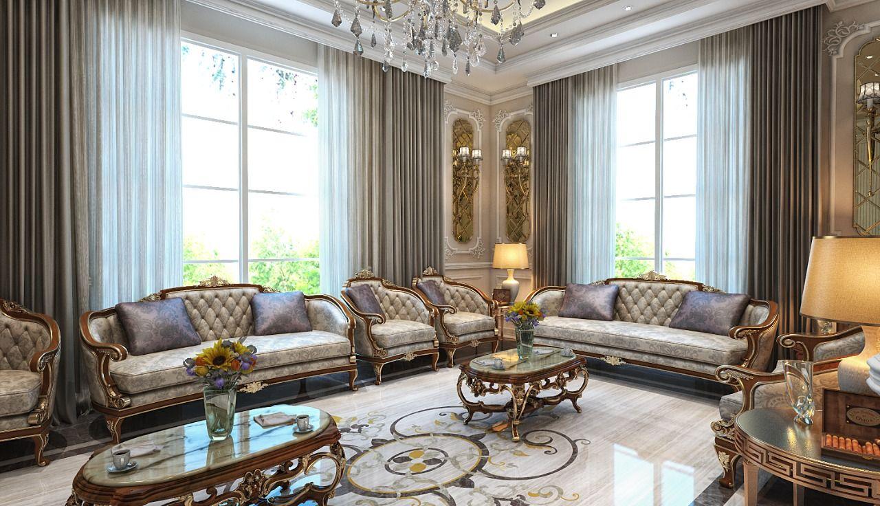 تصميم مجالس وديوانيات خارجية Sitting Room Design Luxury Ceiling Design Design
