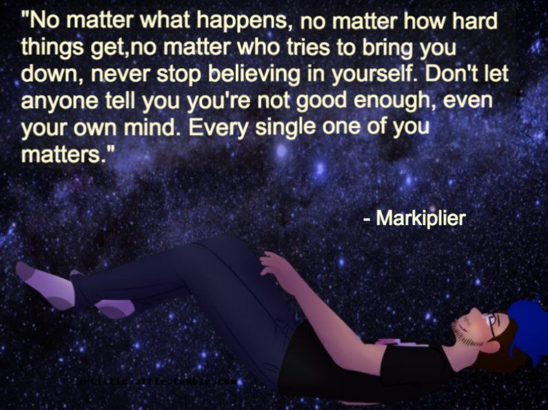 Markiplier Quotes Markiplier Quotes Iplierwisdom  Twitter  Markiplier  Pinterest .
