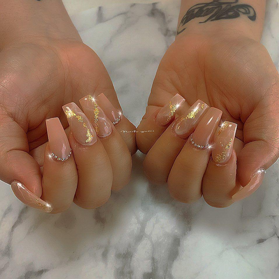 𝕄𝕒𝕣𝕓𝕝𝕖🕯✨ #okinawa#acrylicnails#coffinnails#nudenails#marblenails#goldfoilnails#nail#nails#nailart#naildesign#glamnails#nailswag#nailsonfleek#nailfashion#nailstyle#nailartaddict#nailartwow#nailinstagram#沖縄#ネイル#ネイルアート#ネイルデザイン#ヌーディーネイル#大理石ネイル#マーブルネイル#春ネイル#デザインネイル#お洒落ネイル
