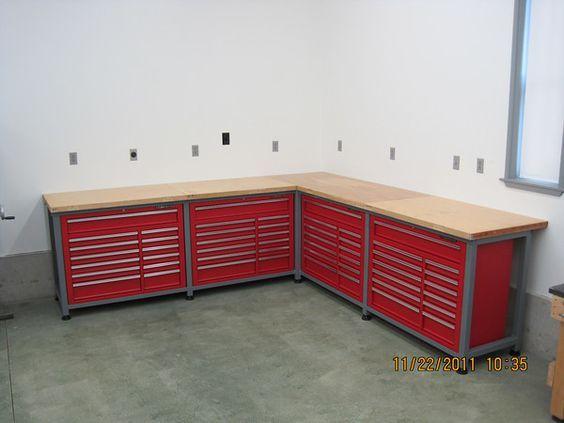 Garage Storage Ideas Shelves Benches