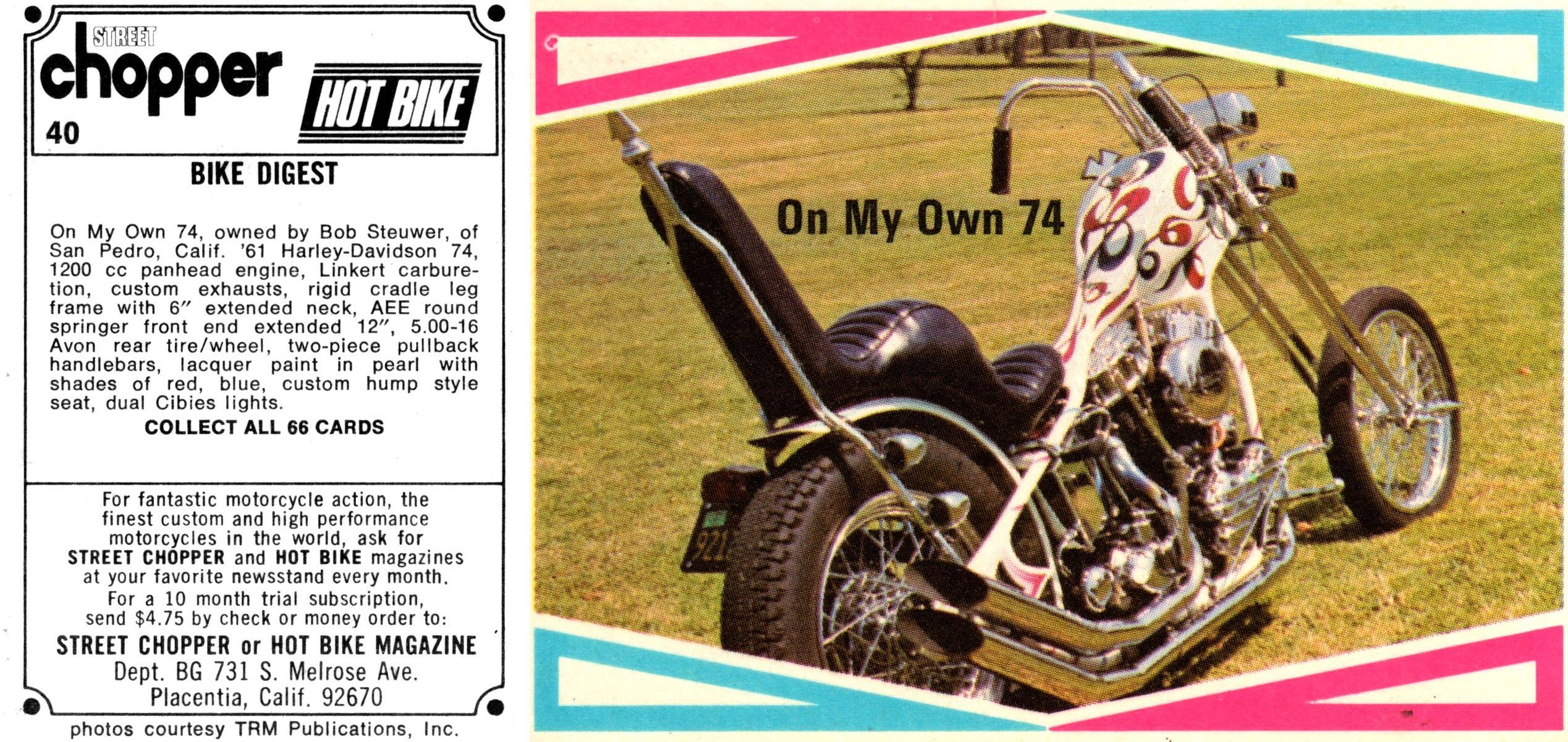 Card 40 With Images Hot Bikes