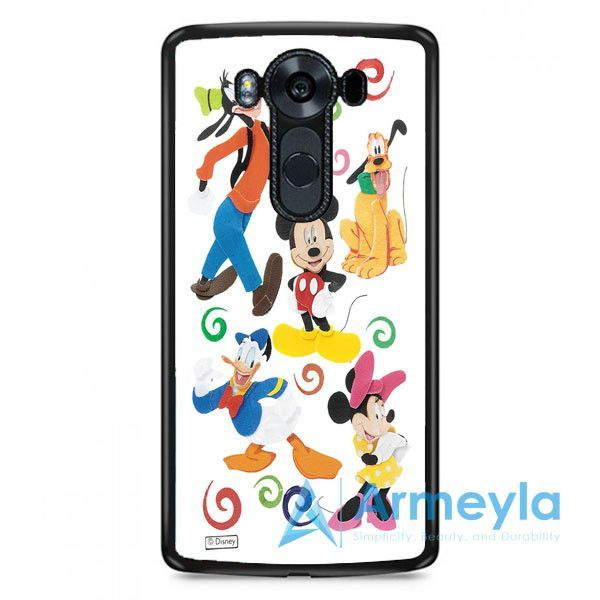 Disney Collage Art LG V20 Case   armeyla.com
