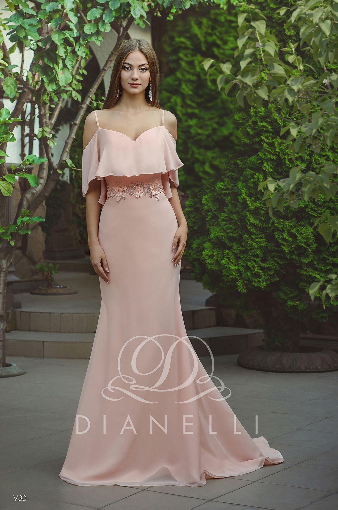 26f8338942a0628 Вечернее платье 30v # шифон # 30v evening dress # chiffon ...