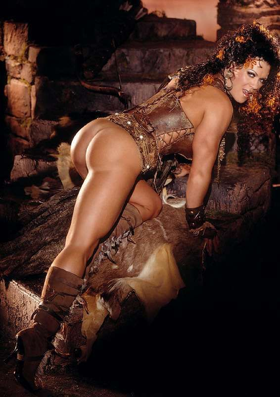playboy Chyna wrestler
